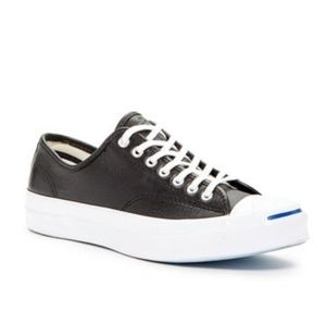 Converse Jack Purcell Signature Ox Leather Blck 13